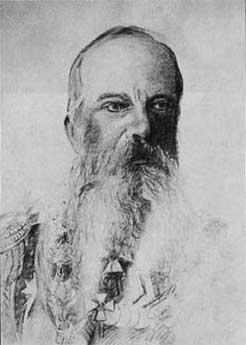 Управляющий Китайской-Восточной железной дорогой (КВЖД) генерал-лейтенант Дмитрий Леонидович Хорват ( с 1902 года)