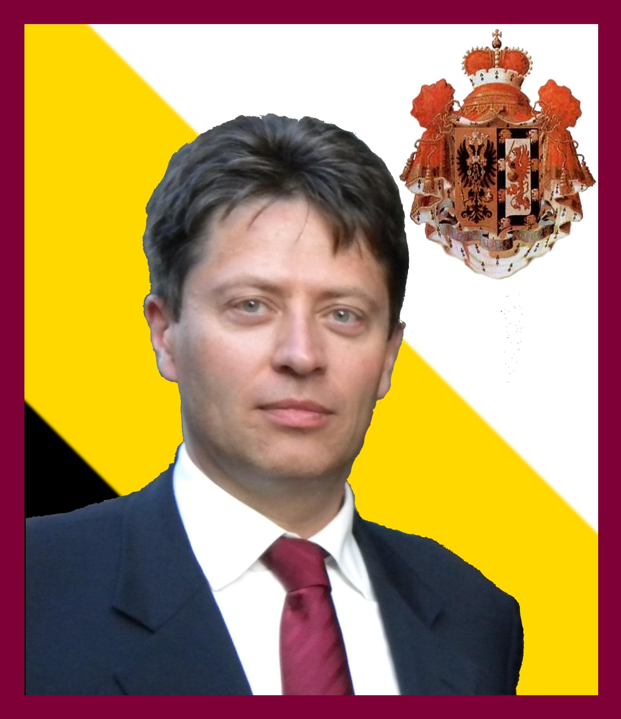 Его Светлость князь Георгий Александрович Юрьевский